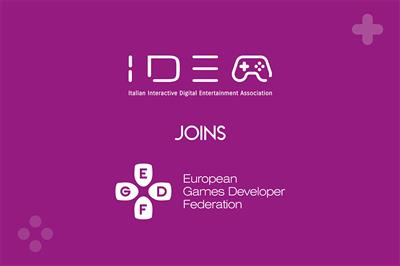 IIDEA joins the European Games Developer Federation