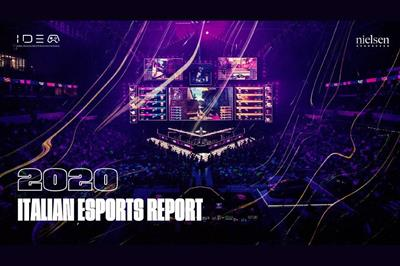 IIDEA unveils the new edition of the Italian Esports Report