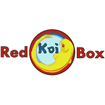 Red Koi Box